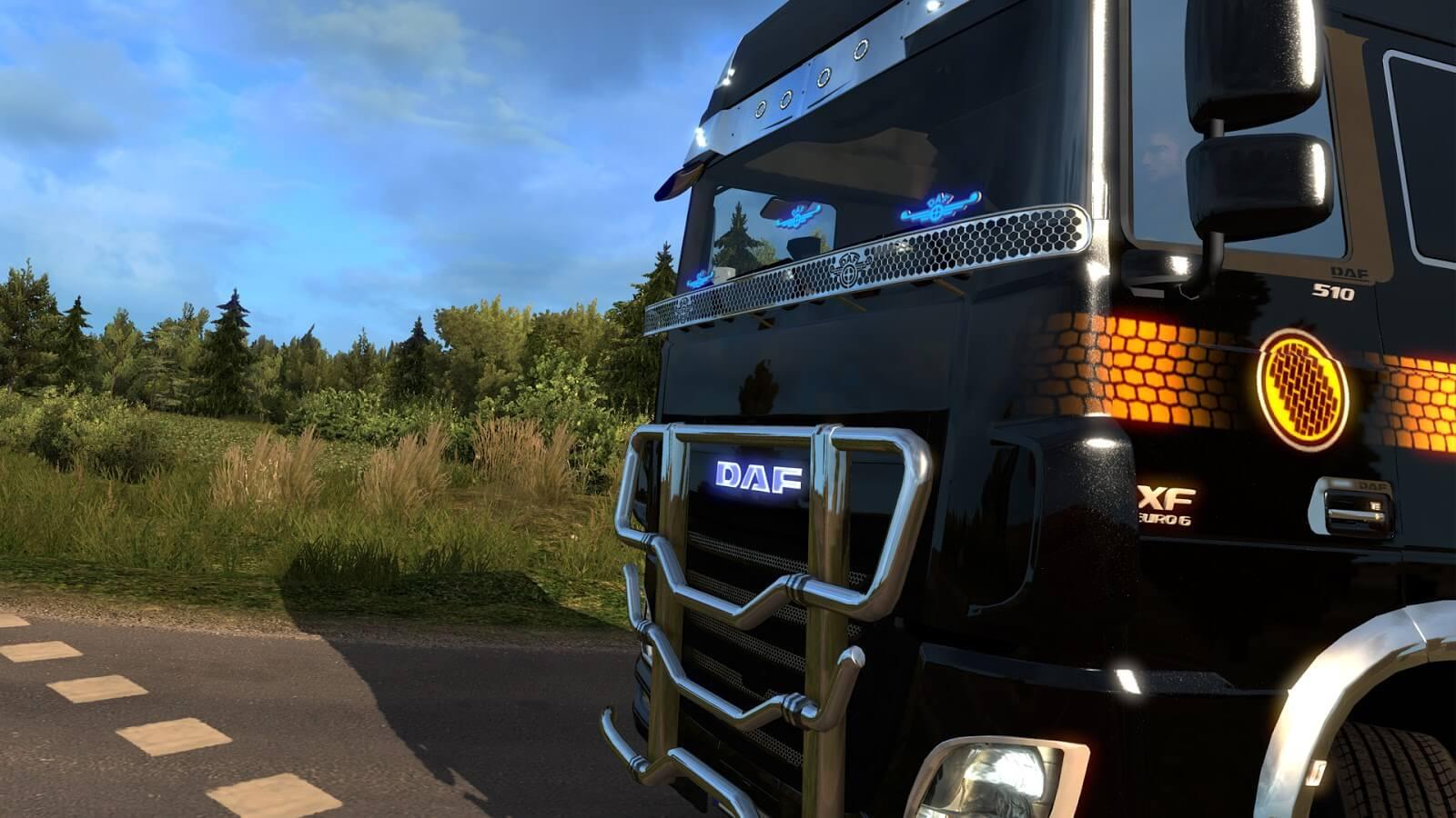 TruckersMP: обновление 0.2.2.1.X