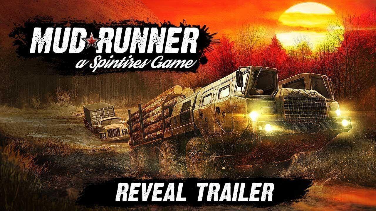 Spintires: MudRunner - переиздание оригинальной игры