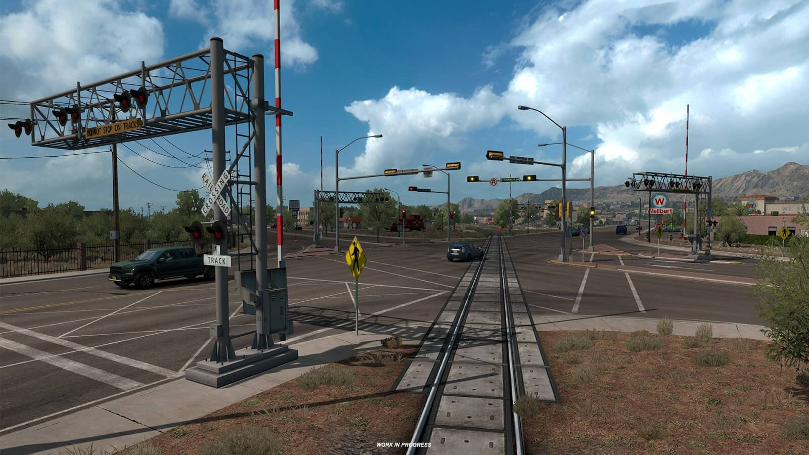American Truck Simulator: New Mexico - реалистичность и закрытое тестирование