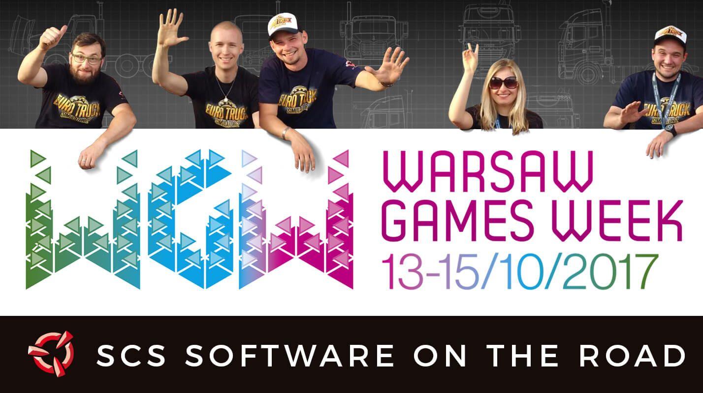 SCS Software: о мероприятиях и игровых местах фанатов SCS Software #5