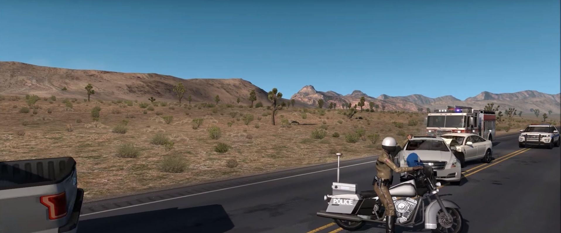 American Truck Simulator: обновление 1.29 (Открытый бета-тест)[Пытаемся разобраться]