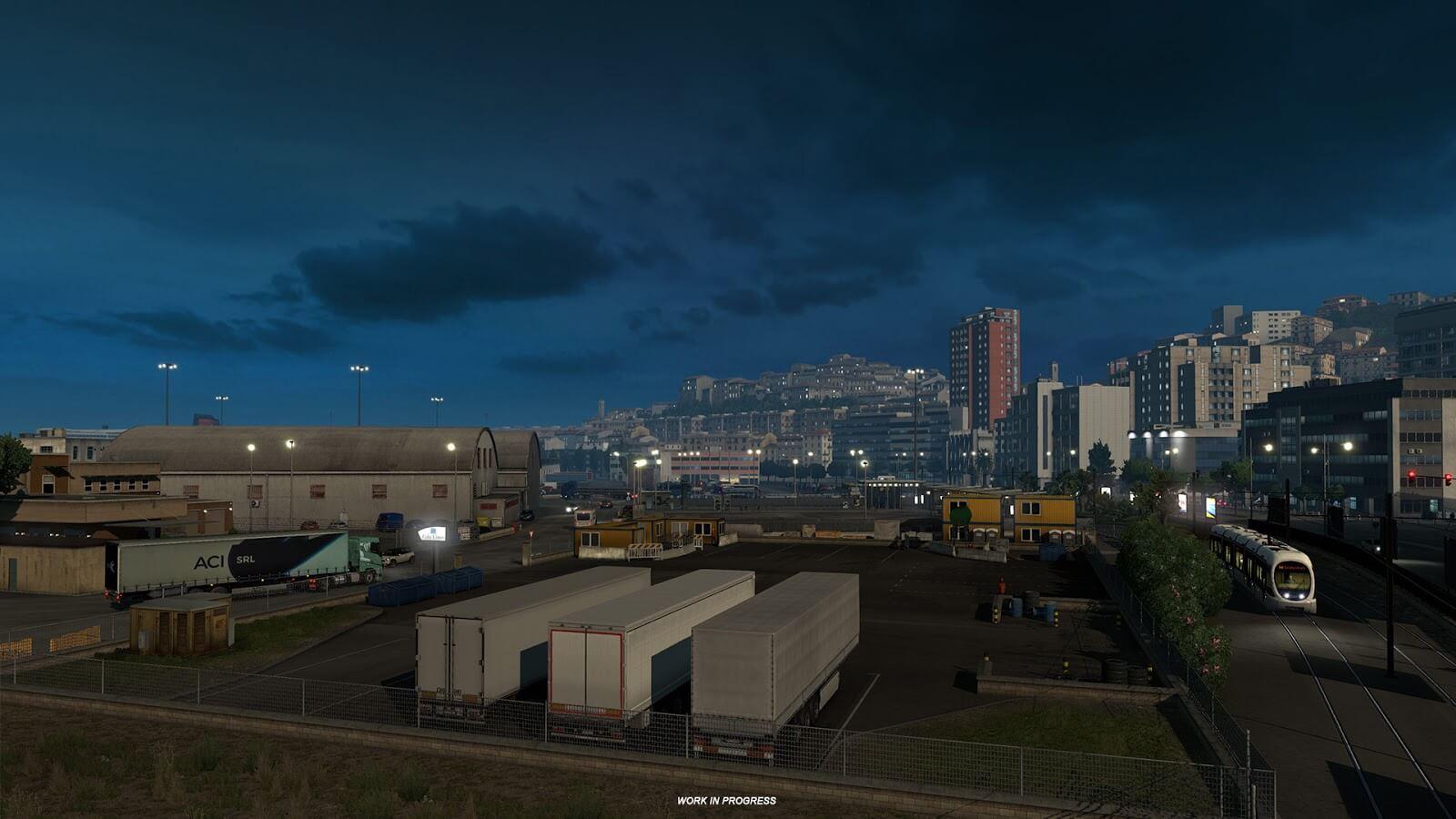 Euro Truck Simulator 2: Italia - Новые отрасли промышленности