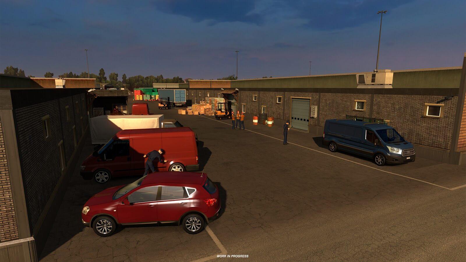 Euro Truck Simulator 2: Улучшение базовой карты Италии