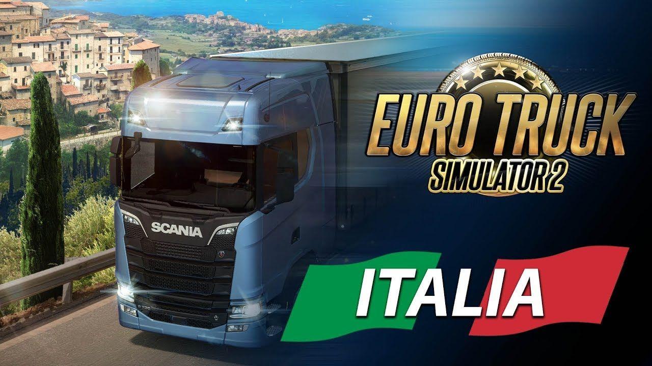 В сети появился промо-трейлер дополнения Euro Truck Simulator 2: Italia