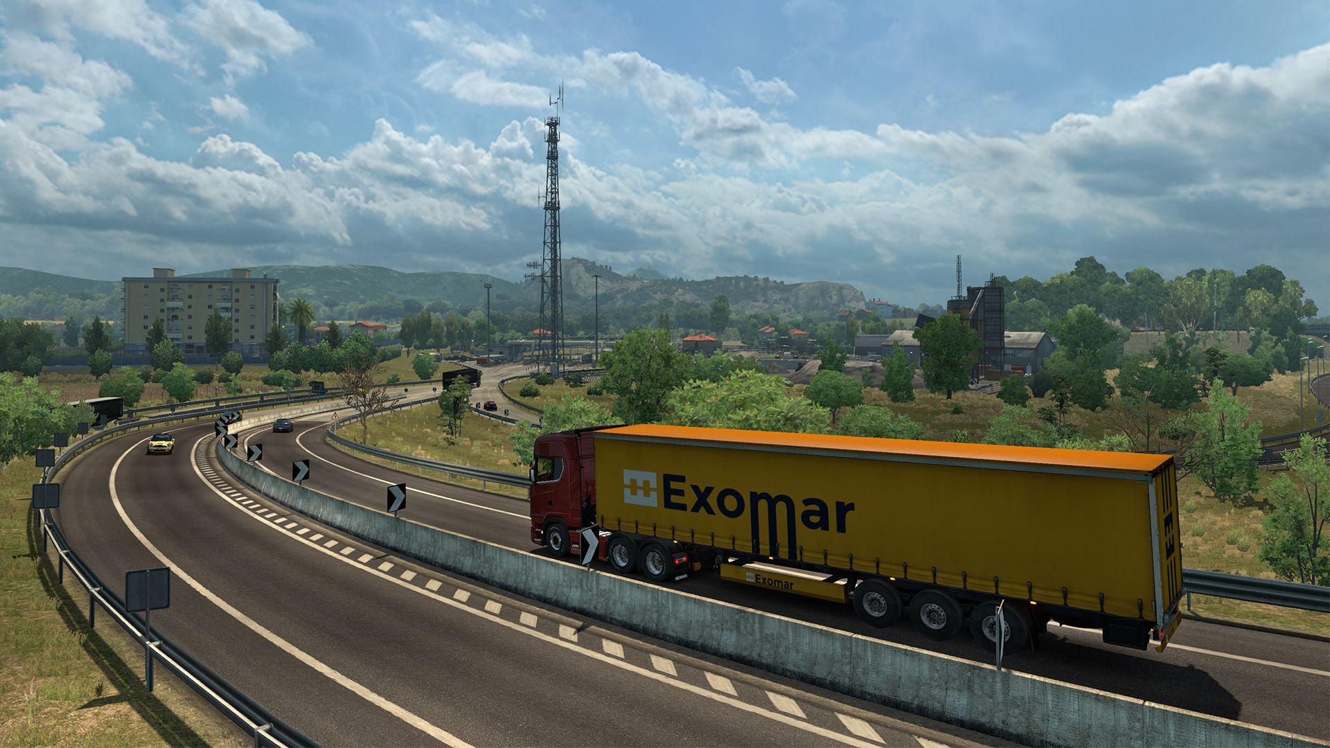 Наш взгляд на дополнение Euro Truck Simulator 2: Italia [Обзор]