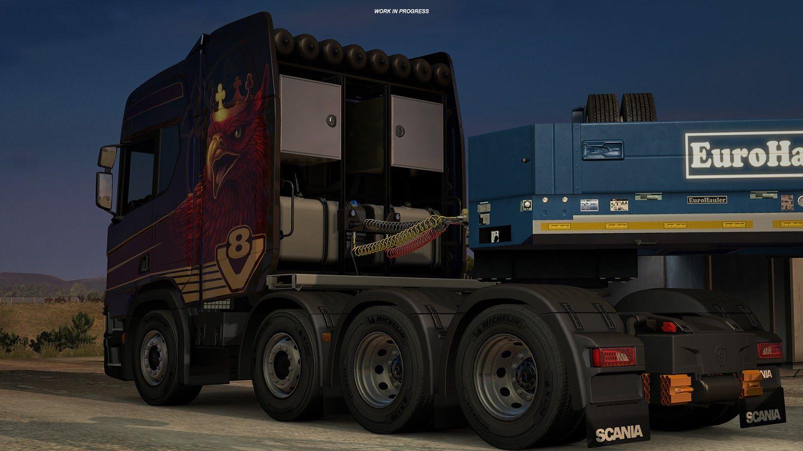 TruckersMP: обновление 0.2.2.4.0