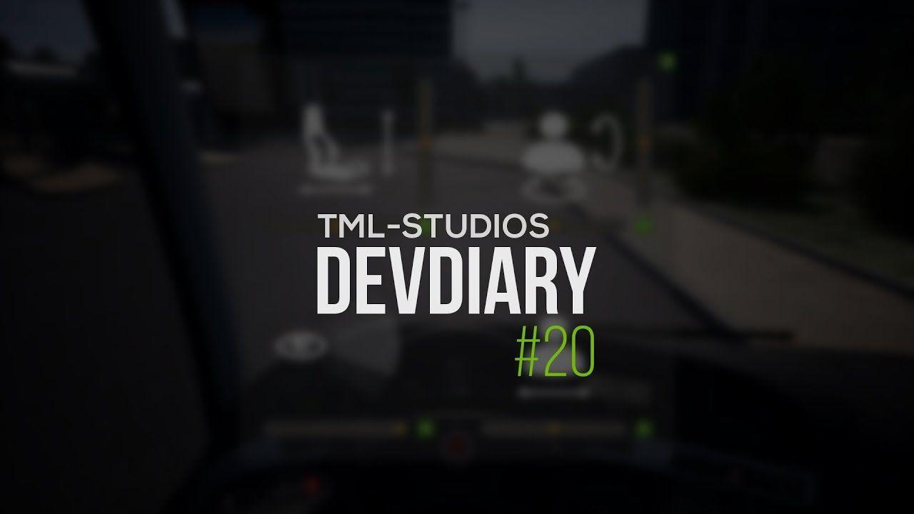 TML Studios: дневники разработчиков #20