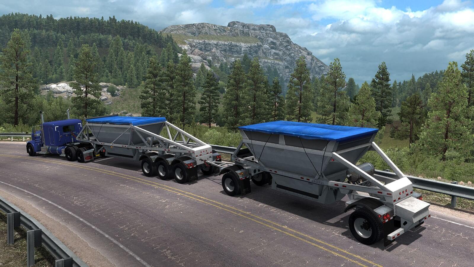 American Truck Simulator: обновление 1.31 (Открытый бета-тест)