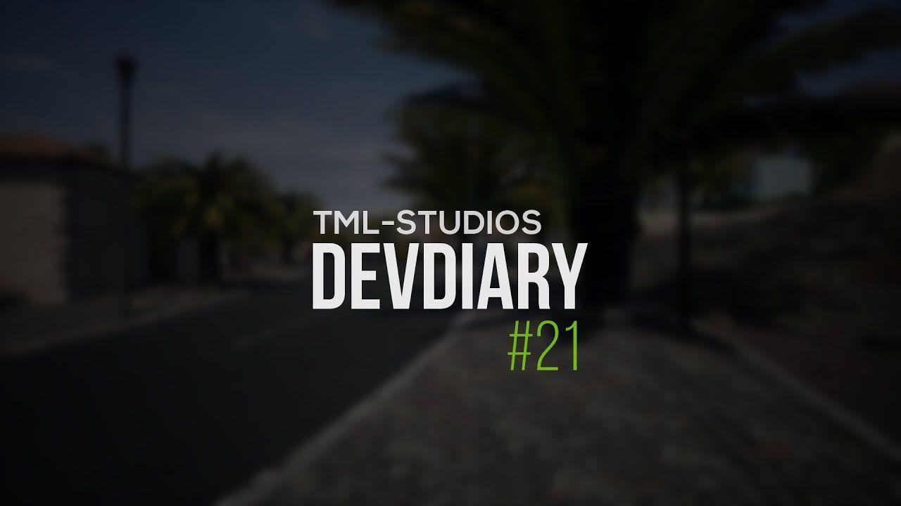 TML Studios: дневники разработчиков #21