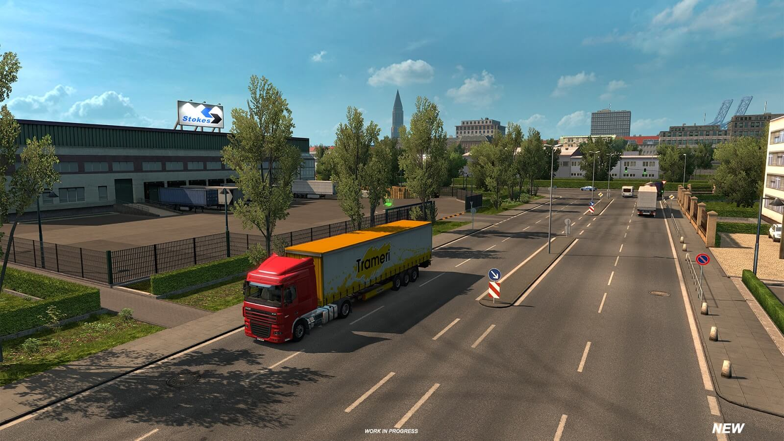 Мероприятие World Of Trucks: торговые связи с Германией