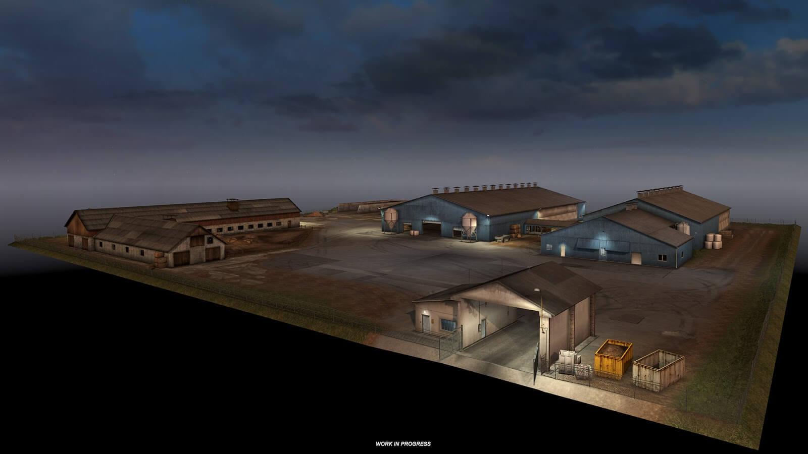 Новая промышленность в дополнении Euro Truck Simulator 2: Beyond the Baltic Sea