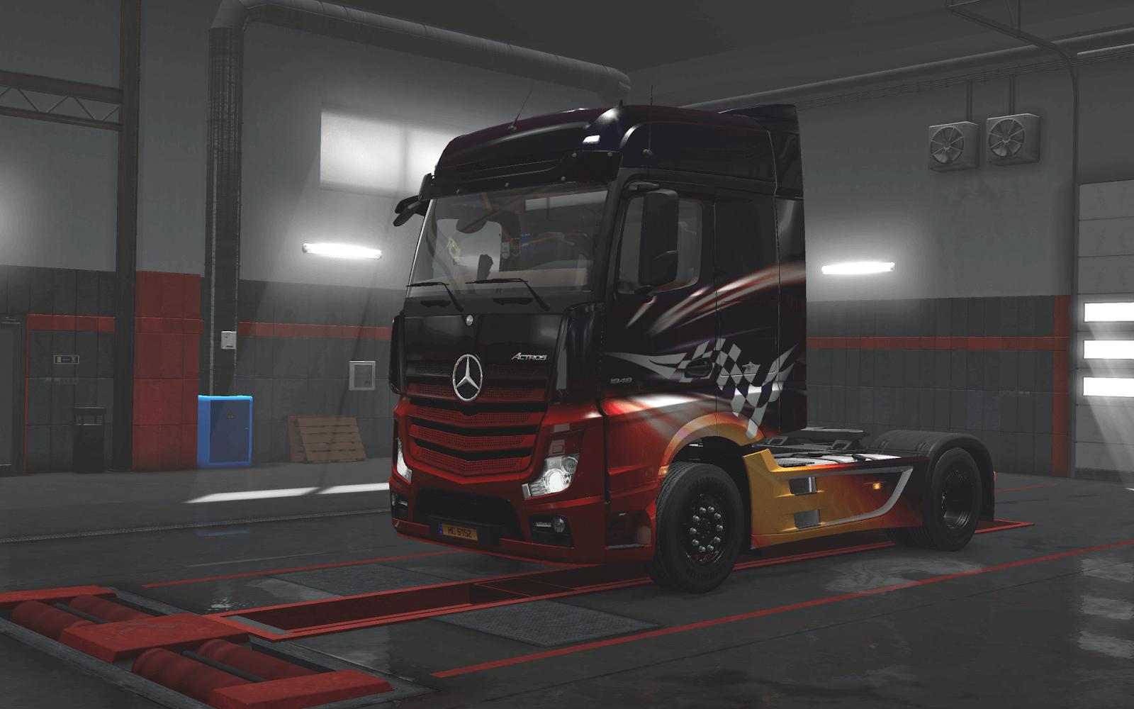Итоги мероприятия World Of Trucks -