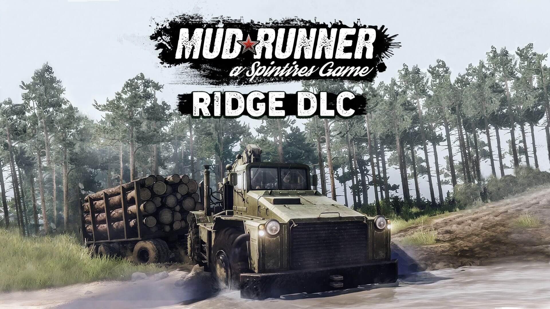 Для Spintires: MudRunner скоро выйдет второе бесплатное DLC