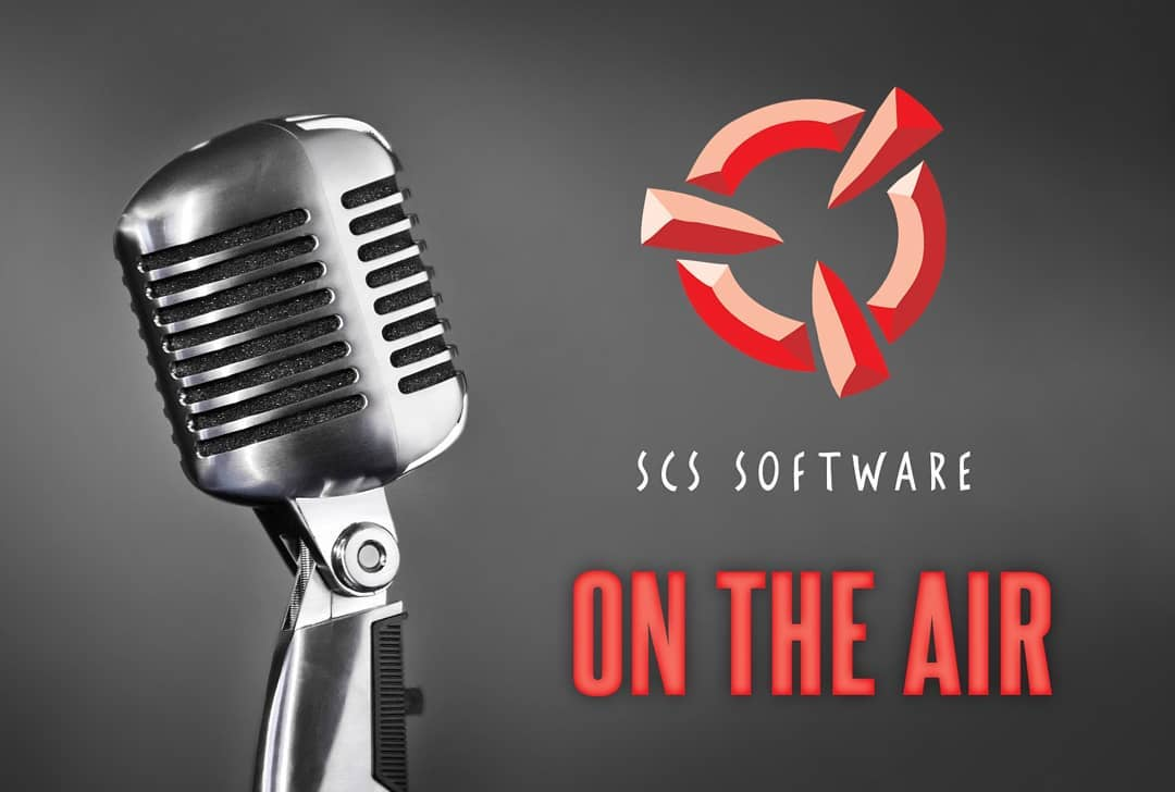Сегодня пройдёт официальный стрим от SCS Software