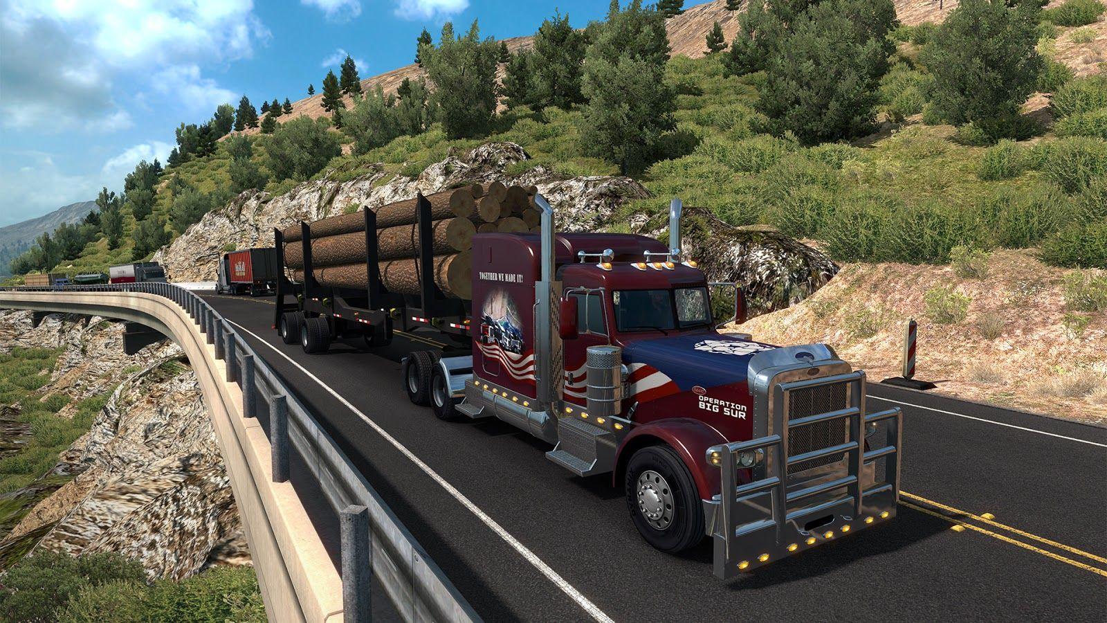 "Мероприятие World Of Trucks ""Big Sur"" почти завершено"