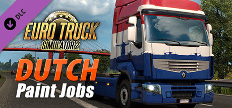 Euro Truck Simulator 2: вышло дополнение Dutch Paint Jobs Pack