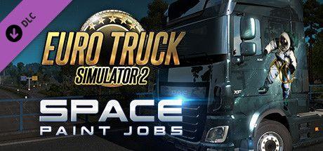 Euro Truck Simulator 2: вышло дополнение Space Paint Jobs Pack