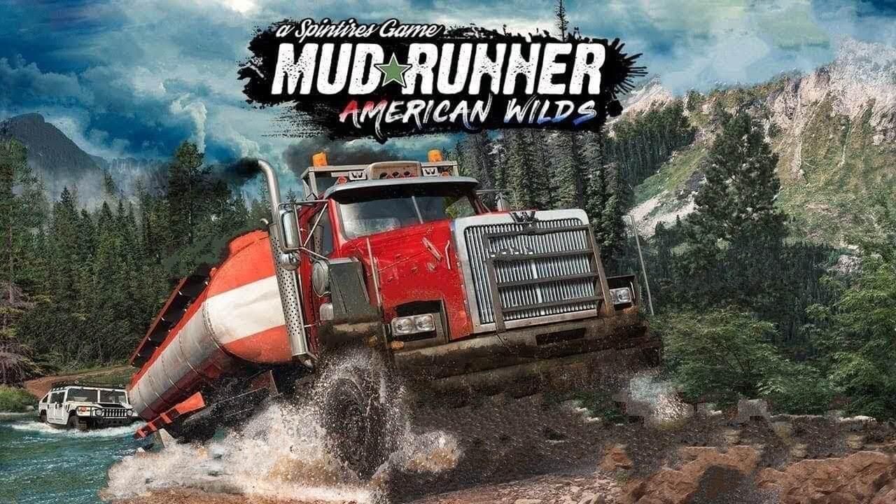 Состоялся релиз дополнения Spintires: MudRunner – American Wilds