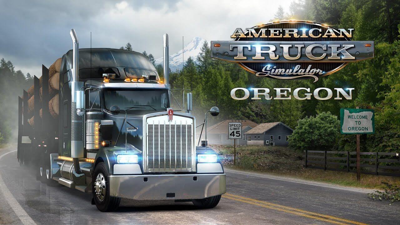 Релиз дополнения American Truck Simulator: Oregon состоится 4 октября 2018