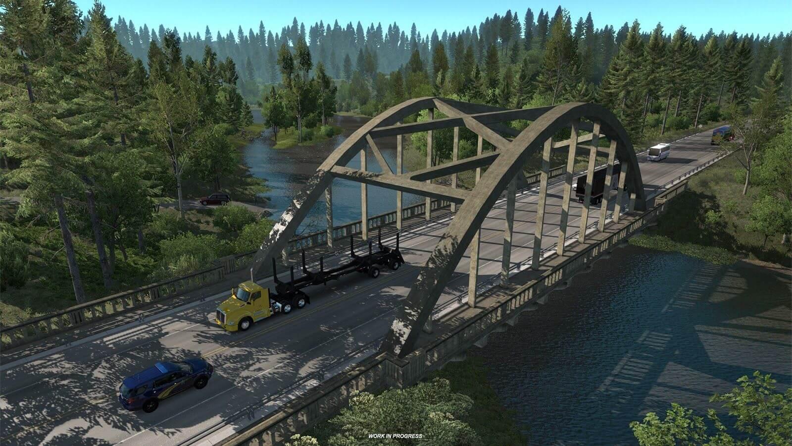 Мосты штата Орегон