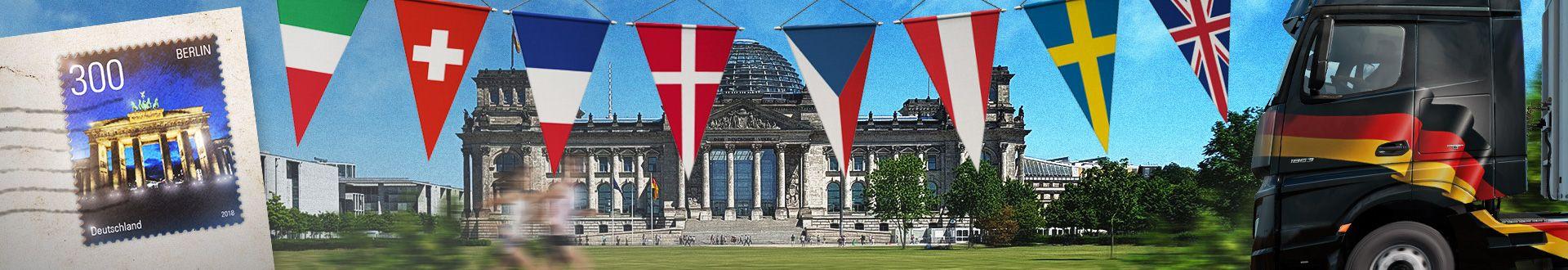 Мероприятие World Of Trucks: торговые связи с Германией