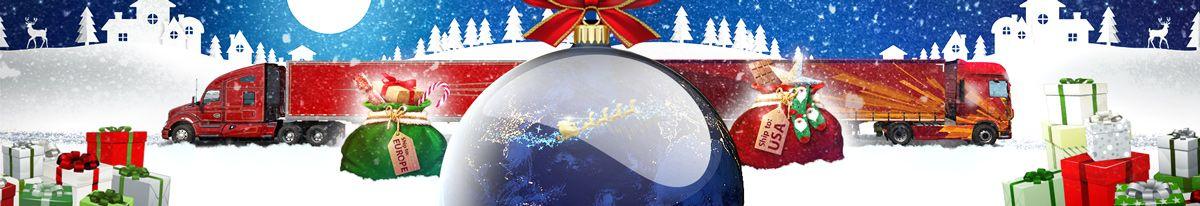 Мероприятие World Of Trucks: Международная доставка рождественских и новогодних подарков 2018