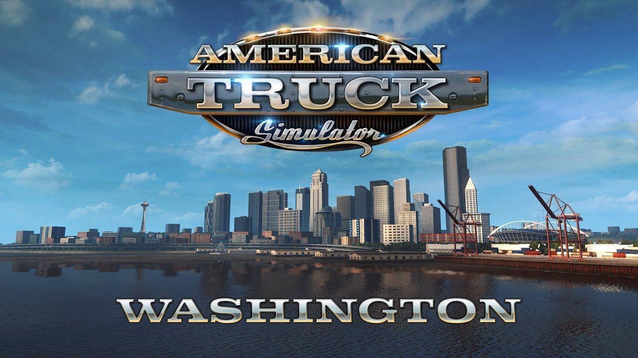 American Truck Simulator - штат Вашингтон