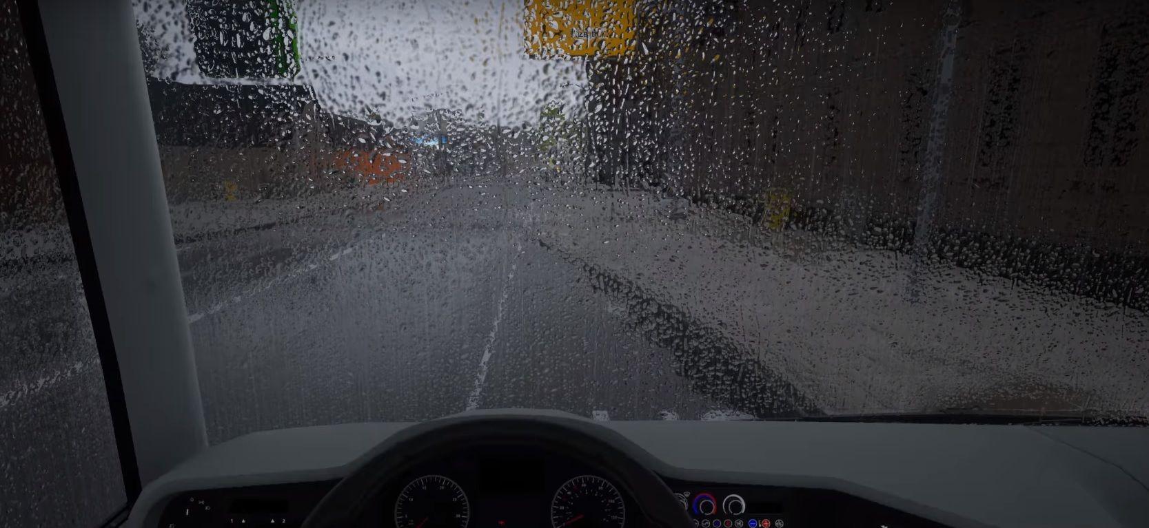 Fernbus Simulator: beta-обновление 1.20
