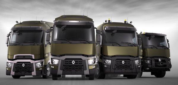Запись звуков тягача Renault T