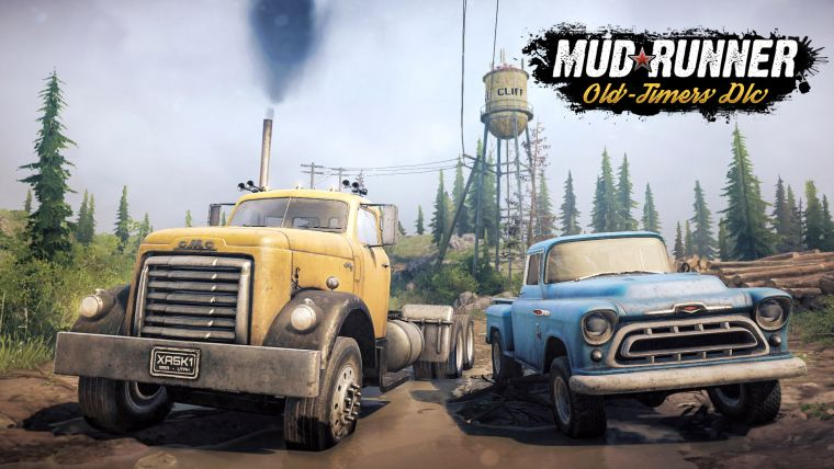 Стала известна дата выхода третьего бесплатного дополнения для игры MudRunner