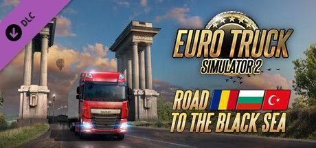 """Euro Truck Simulator 2: следующее дополнение будет называться """"Road to the Black Sea"""""""