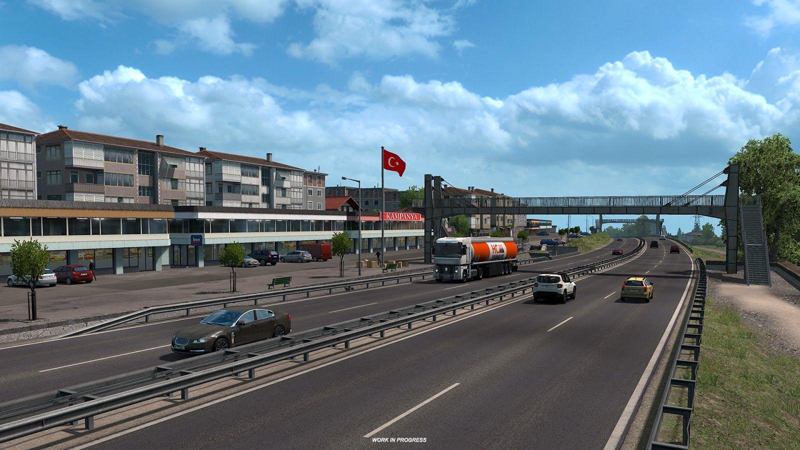 Euro Truck Simulator 2: следующее дополнение будет называться