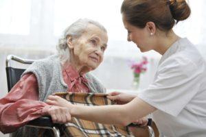 Профессиональный пансионат для пожилых людей