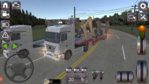 Перечень лучших симуляторов грузовика на Андроид