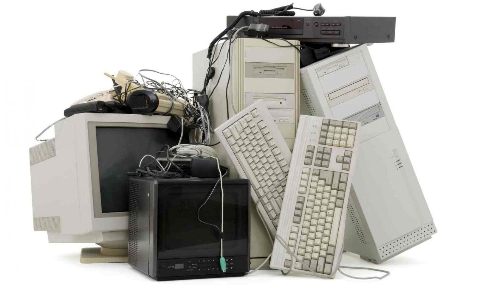 Утилизации компьютеров и оргтехники