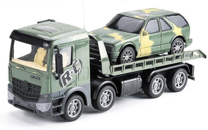 Где купить радиоуправляемый грузовик
