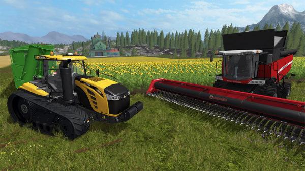 Модификации для Farming Simulator 2017