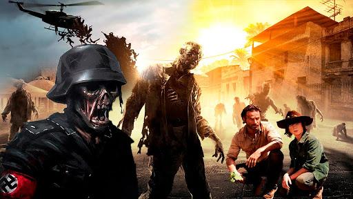 Зомби-игры на двоих на вашем устройстве