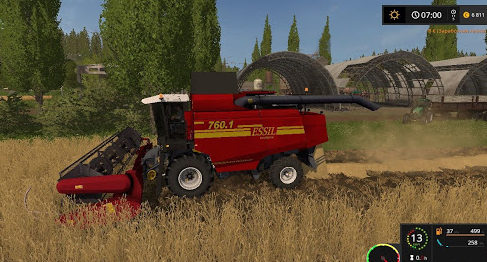 Моды для Farming Simulator 2017