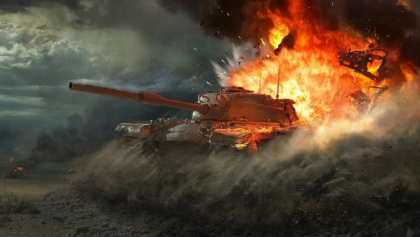 Премиум бустер для игры World of Tanks