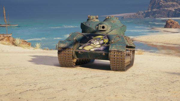 Уникальные наборы для игры World of Tanks