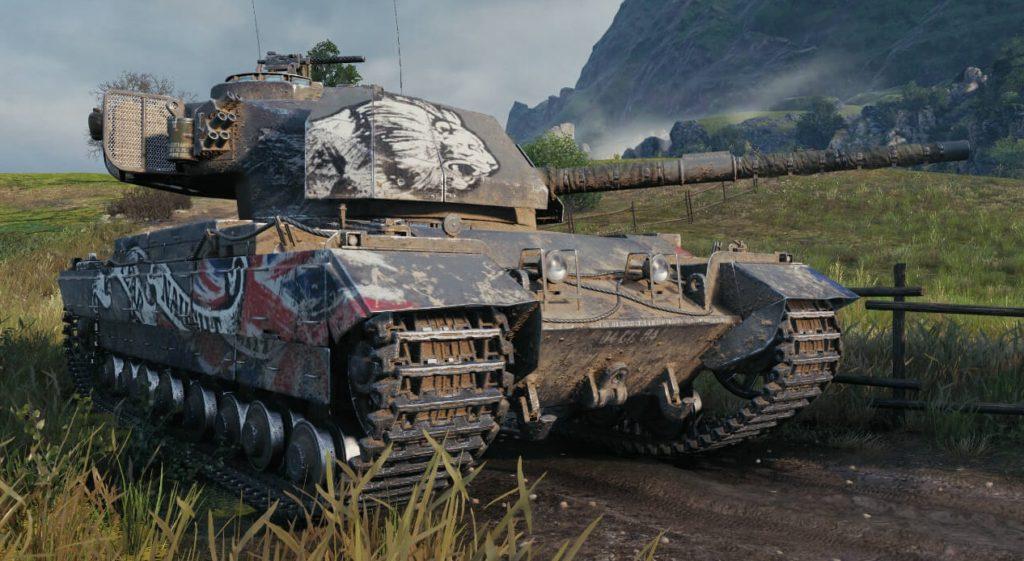Купить премиум-танк в World of Tanks