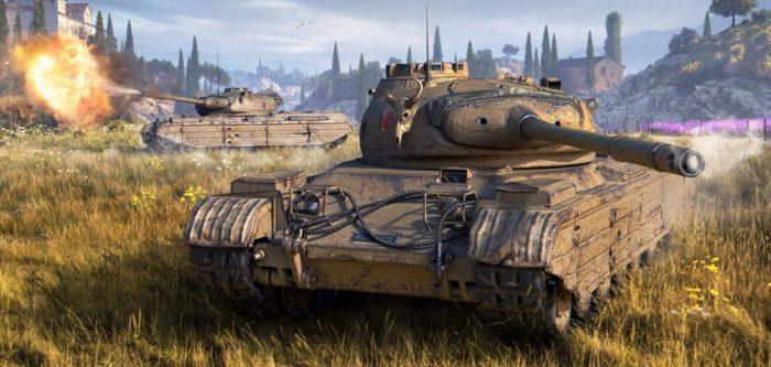 Премиум магазин для покупки техники для игры World of Tanks