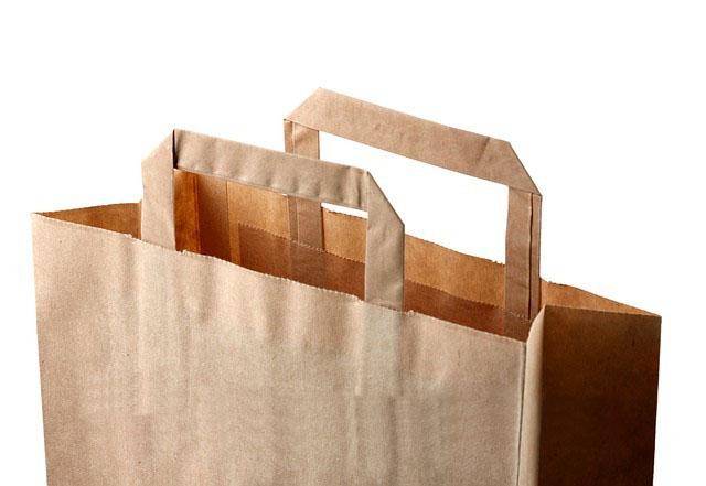 Эстетичные бумажные крафт-пакеты оптом и в розницу