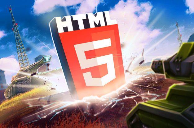 Большой выбор HTML5 игр онлайн
