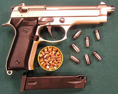 Пистолеты под патроны Флобера: применение и возможности