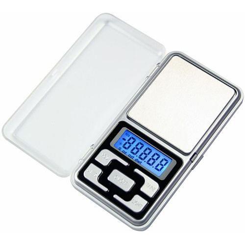 Качественные карманные ювелирные весы с LCD дисплеем