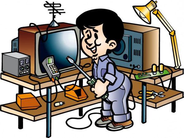 Что делать, если сломался телевизор