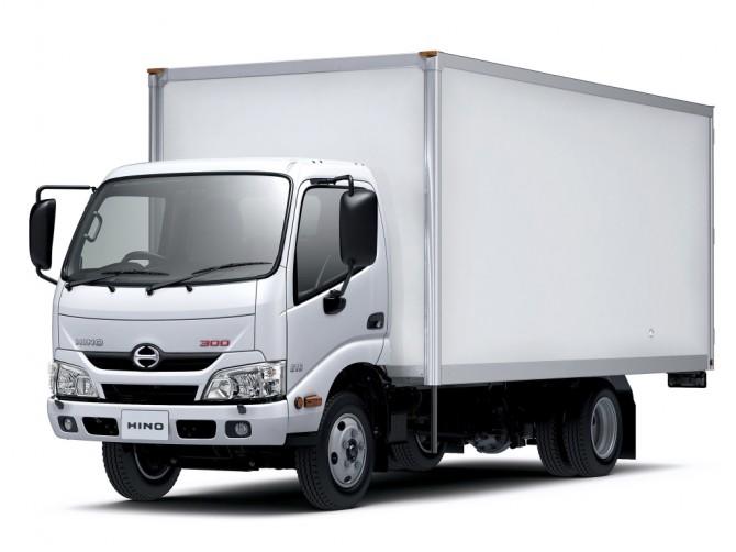 Официальный дилер грузовиков Хино