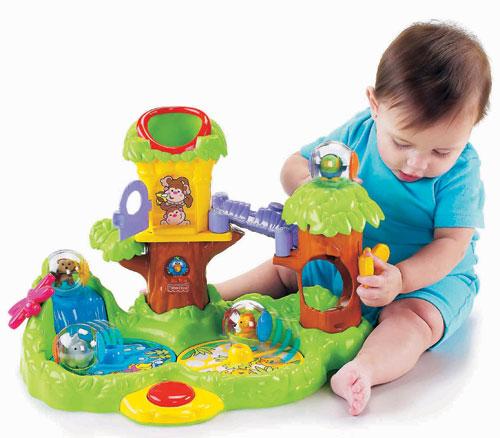 Безопасные и интересные игрушки для детей